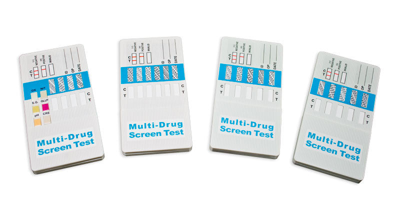Drugs of Abuse Test Kits (from $7 99 and up)