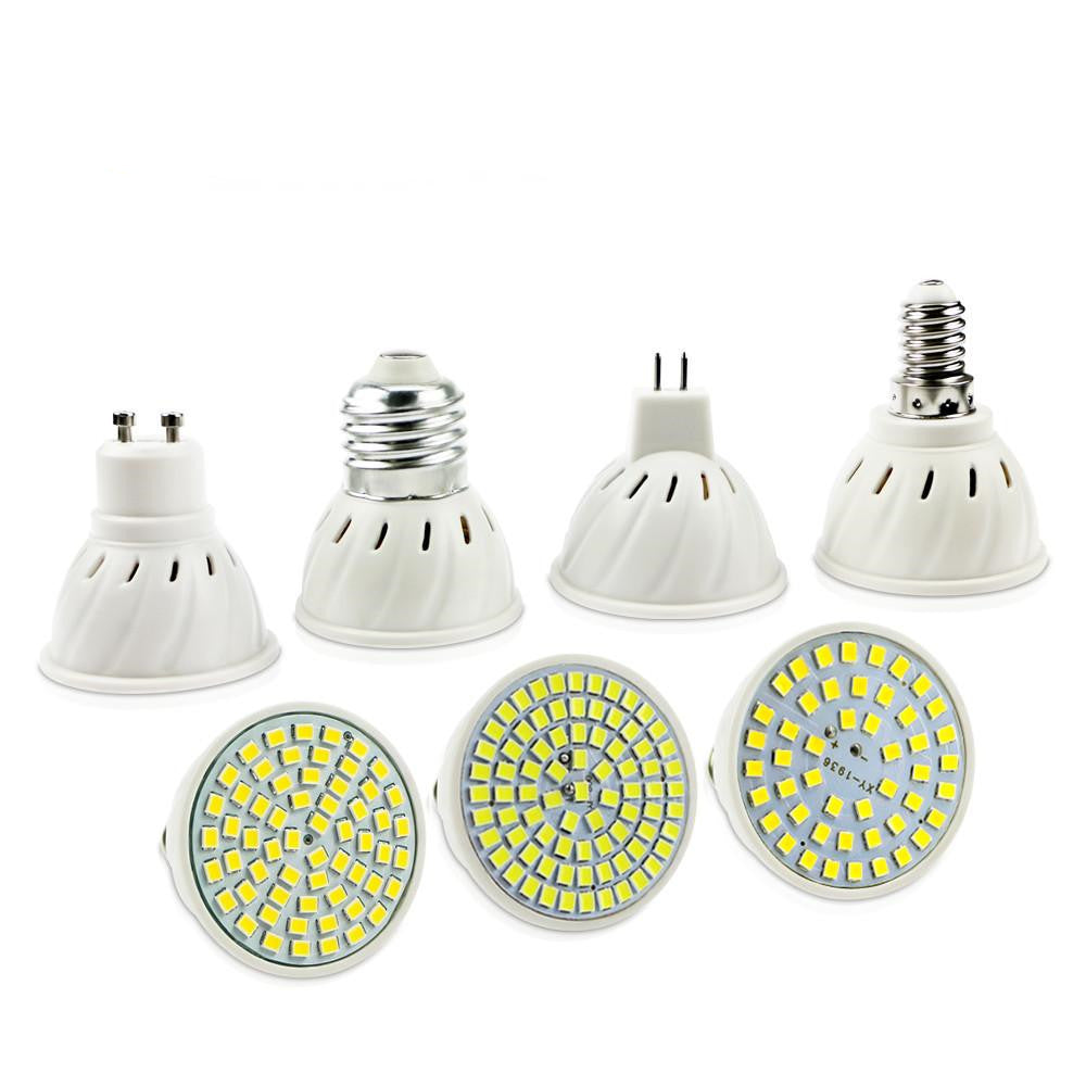 LED Bulb 110V 220V Bombillas Lamp Spotlight Plant  Light - Sunporium