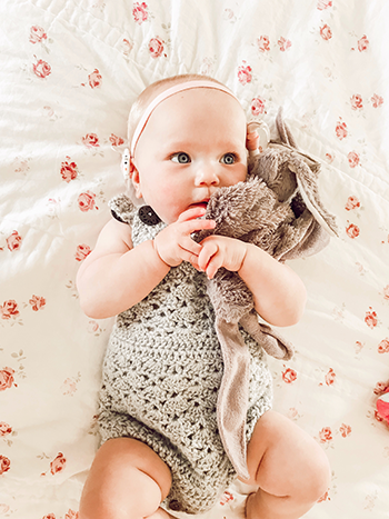 Charly Baby Romper