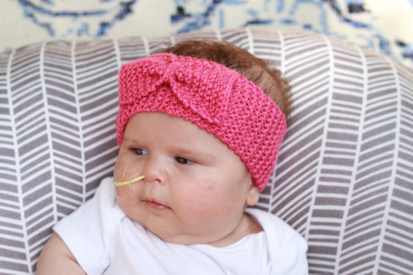 Eva - Babies and Girls Headband