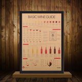 - FREE POSTER - Retro Style Wine Poster