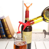 Double Deflector Liquid Nozzle & Wine Stopper