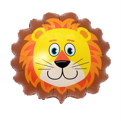 Safari Wildlife Balloon - Lion