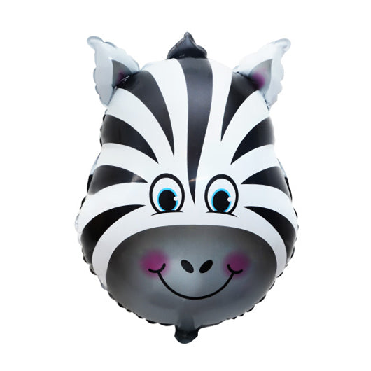 Safari Wildlife Balloon - Zebra