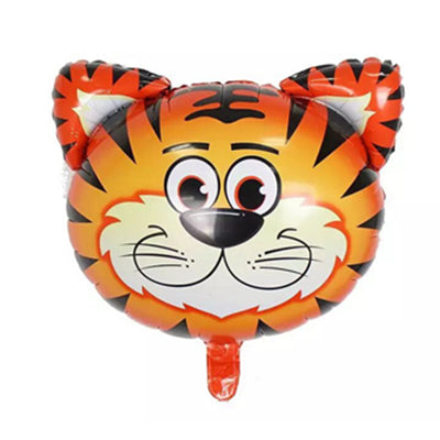 Safari Wildlife Balloon - Tiger