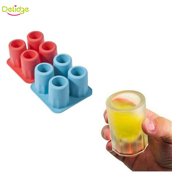 Silicone Cup Shape Ice Mould