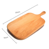 Wooden Board with Handle