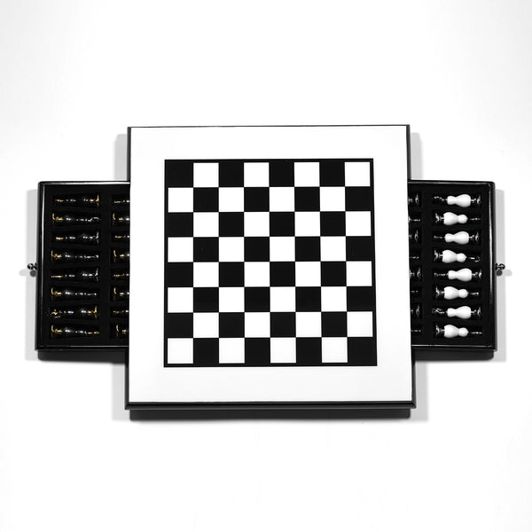 Sleek Chess Set