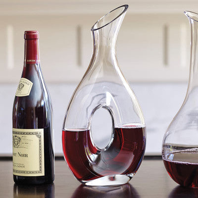 Crystal Pouring Jug Decanter