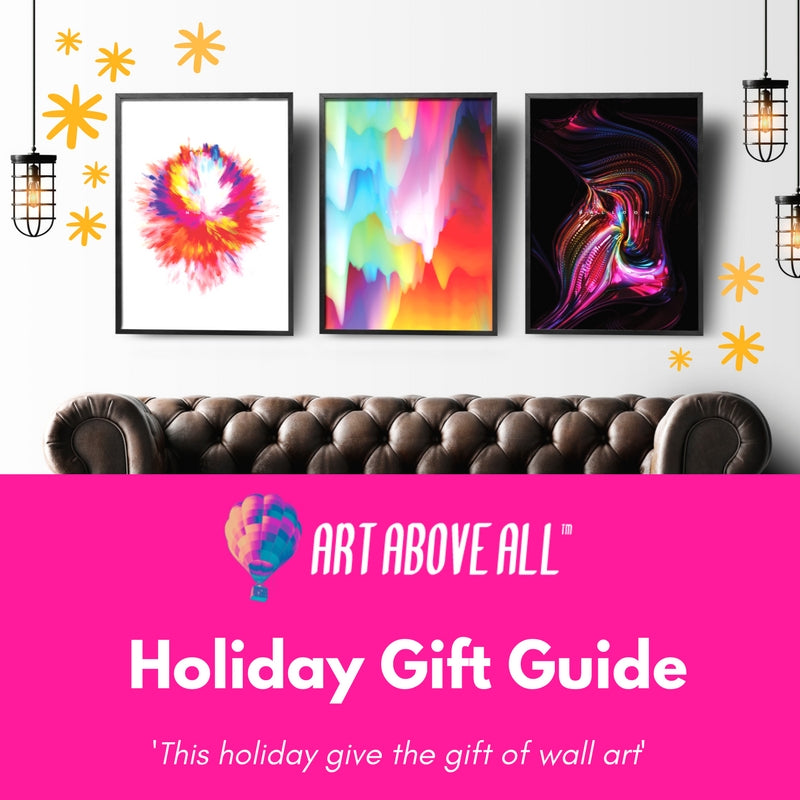 The Art Above All Holiday Gift Guide