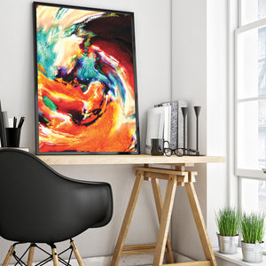 Force -  Wall Art from Art Above All. Whether you hang this wall print in your office or on the walls of your home, remember your power and influence will not be ignored!