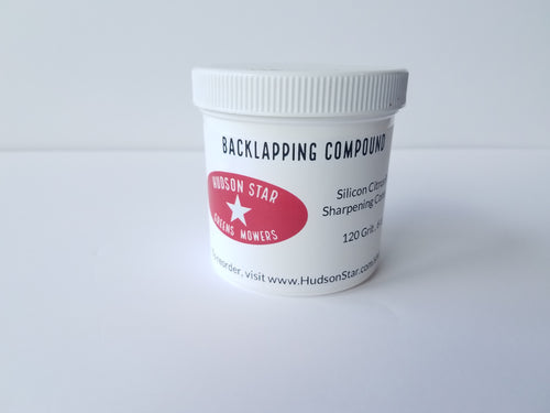 Backlapping Compound