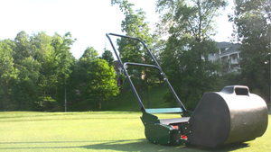 Demo PGA Professional Greens Mower