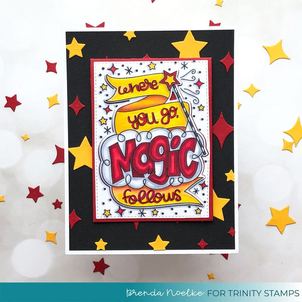 You're Magic - Clear Stamp