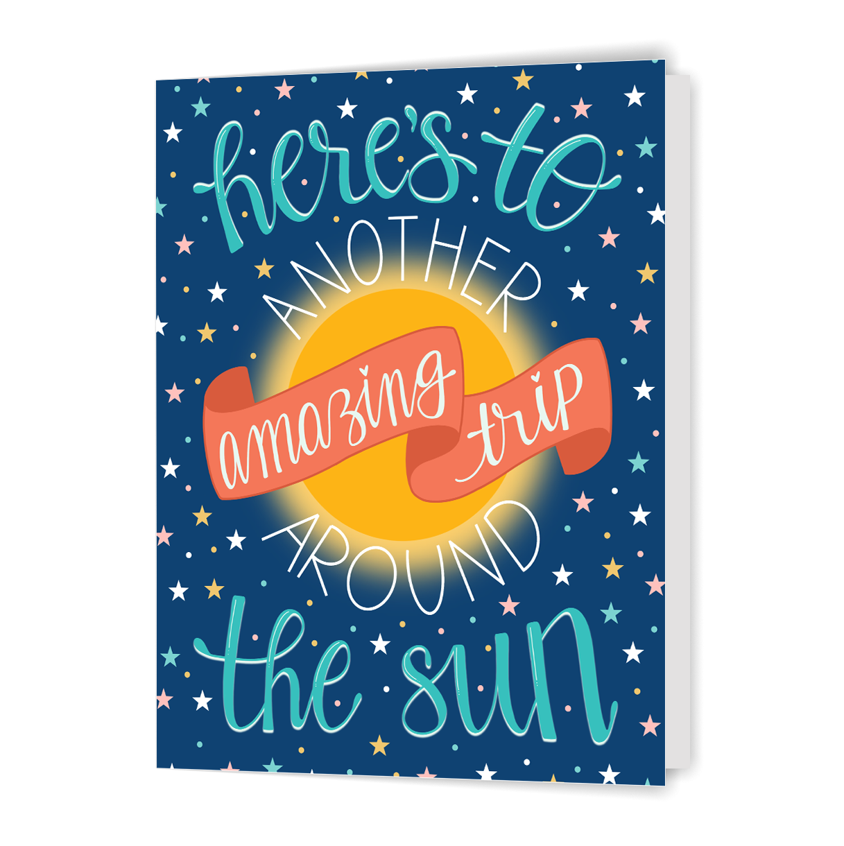Here's to Another Amazing Trip - Greeting Card