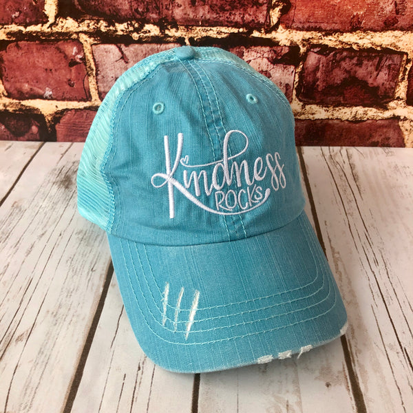Kindness Rocks Hat - Multiple Colors Available