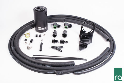 Radium Air Oil Separator (AOS) Kit, Subaru, 02-14 and 2015+ STi