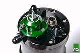 Radium FST-R, Fuel Surge Tank with Integrated FPR