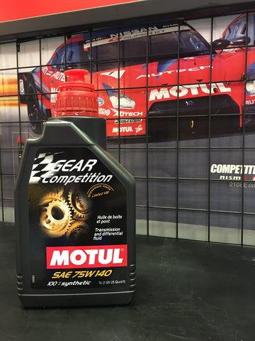Motul GE Gear Competition 75w140