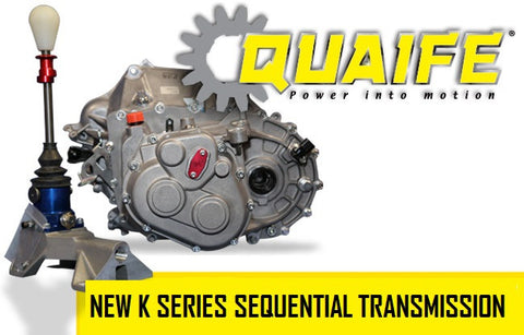 Qauife - QKE8J  Honda Civic 5-Speed Sequential Gearkit
