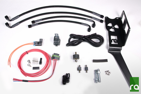Radium Fuel Surge Tank Install Kit, S2000 (00-05)