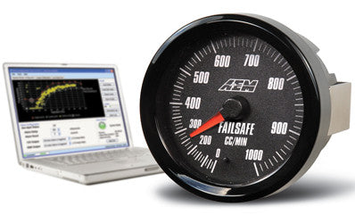 Water/Methanol Failsafe Gauge