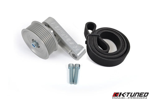 K-Tuned Adj. EP3 Pulley Kit (W' Belt)