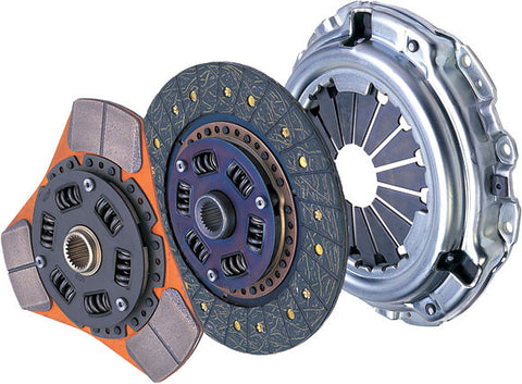 Exedy Heavy Duty Clutch Kit + Lightened Single Mass Flywheel Combo 3SGE Toyota Altezza (TYK-7378SMFHDLW)