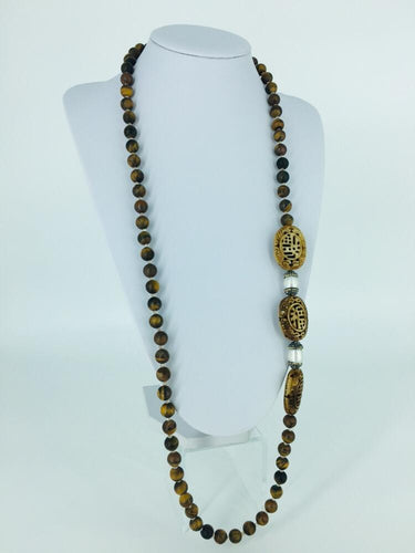 Tigers Eye Catcher