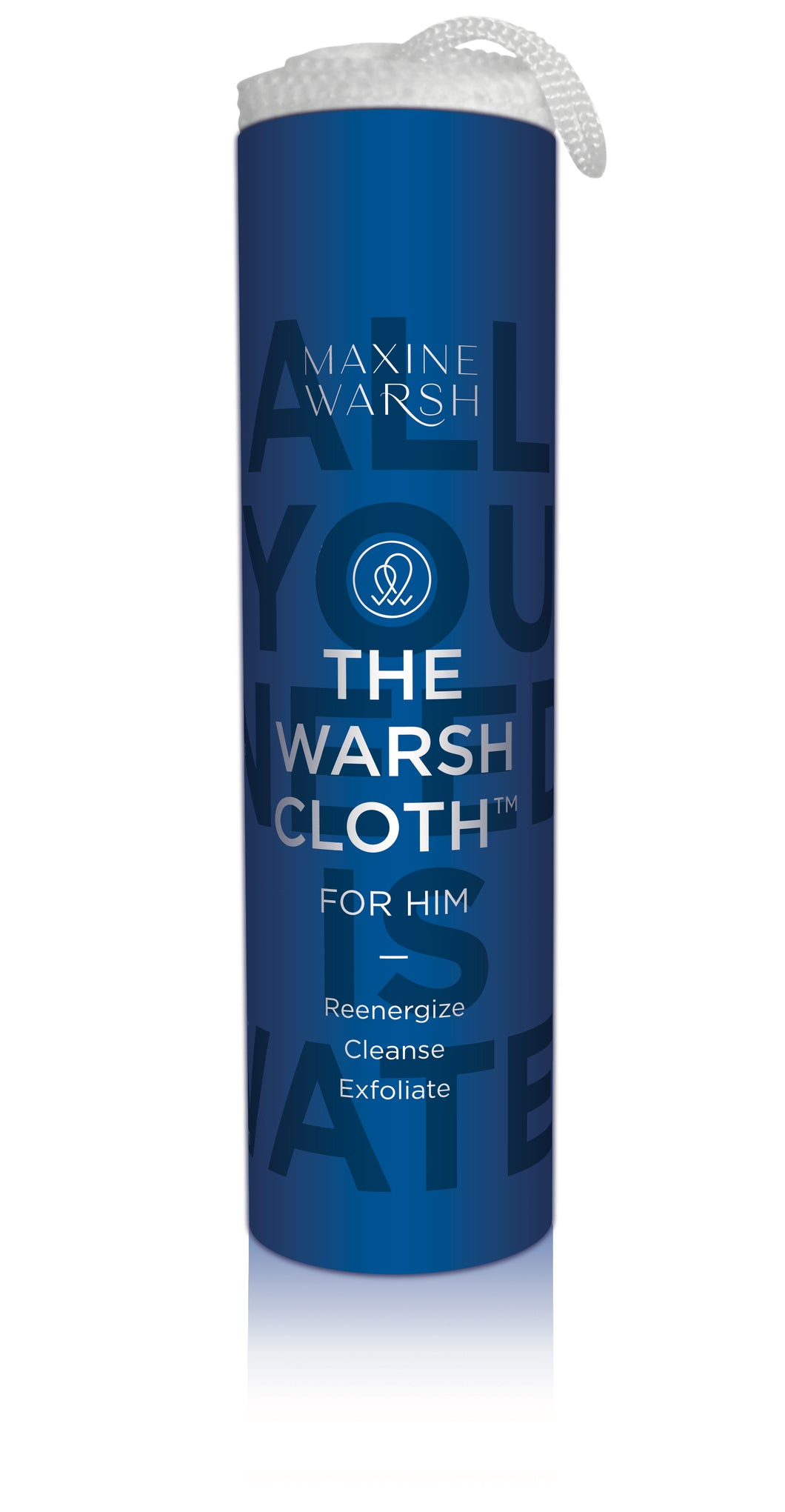 Reenergize for Him - Warsh Cloth for Him