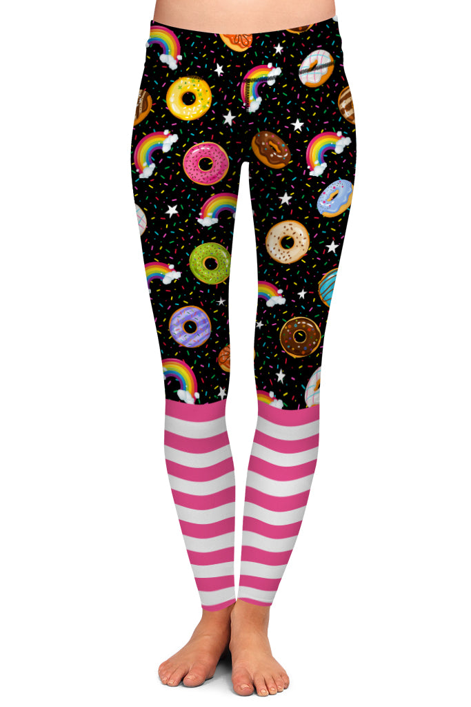 SWEET TREATS LEGGINGS - YOGA - EXCLUSIVE!