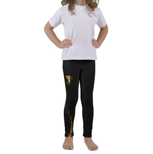 PRE ORDER KIDS MOMMY & ME FAIRY DUST LEGGINGS - YOGA -EXCLUSIVE! BATCH 1