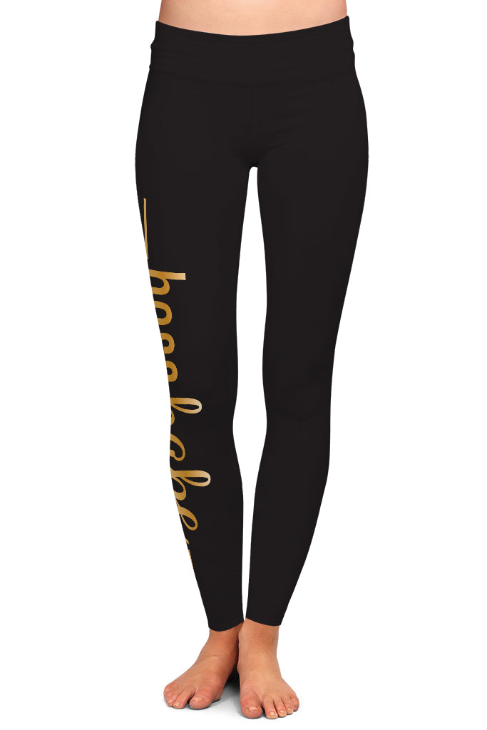 BOSS BABE LEGGINGS - YOGA - EXCLUSIVE!