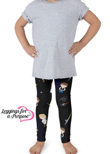 KIDS STAR WARS INSPIRED - YOGA - EXCLUSIVE!