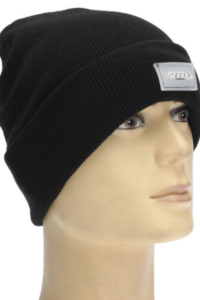 LED KNIT HAT
