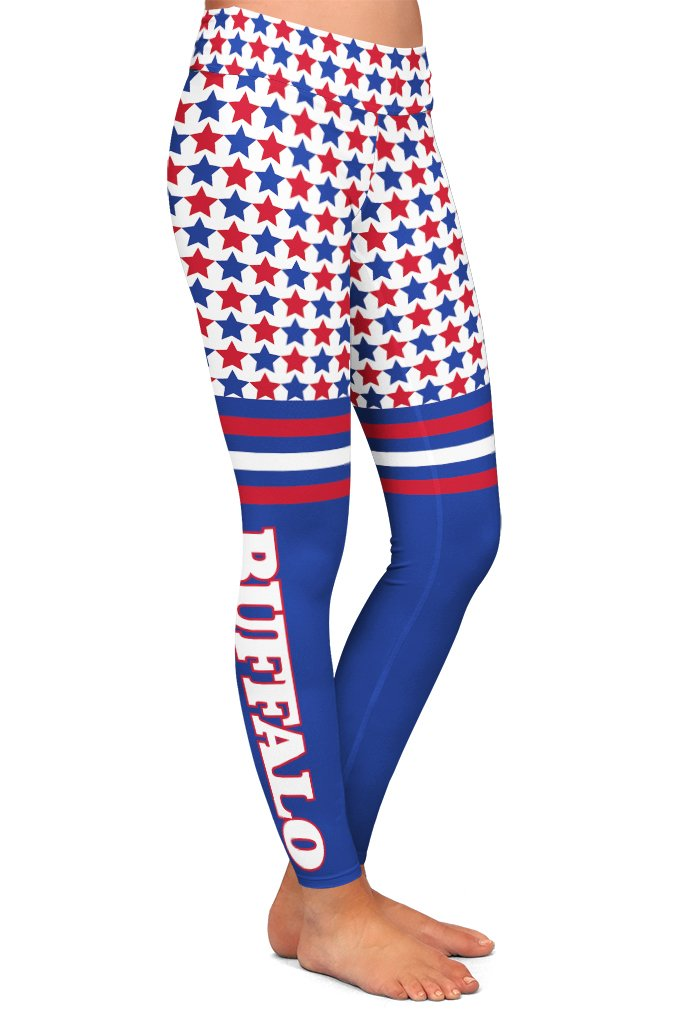 DS BUFFALO FAN LEGGINGS - YOGA - EXCLUSIVE! (WHOLESALE)