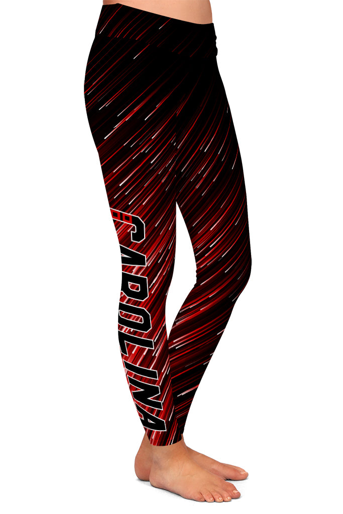 PRE ORDER CAROLINA HOCKEY LEGGINGS - YOGA - EXCLUSIVE! BATCH 3