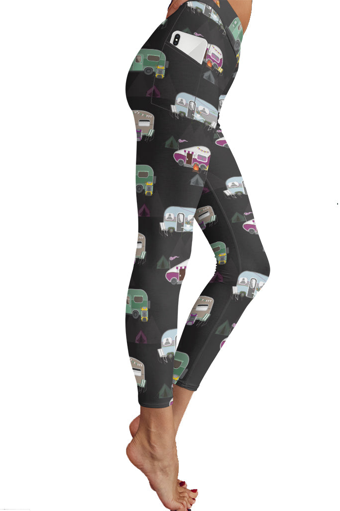 PRE ORDER FALL CAMPERS POCKET LEGGINGS - YOGA - EXCLUSIVE! BATCH 1