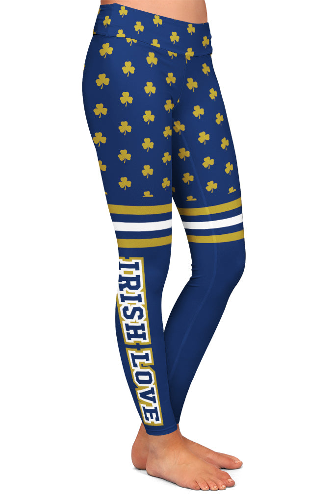 IRISH FAN LEGGINGS - YOGA - EXCLUSIVE!