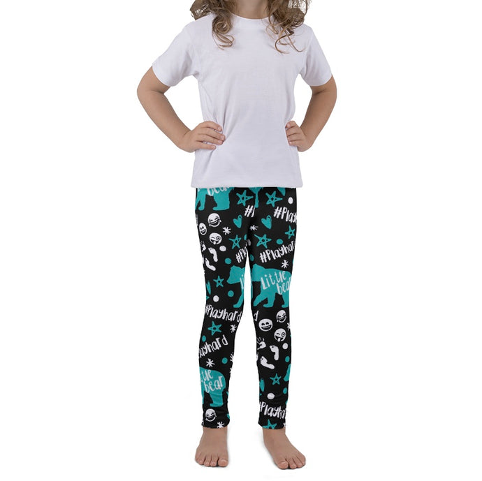 KIDS MOMMY & ME MOM LIFE LEGGINGS - YOGA -EXCLUSIVE!