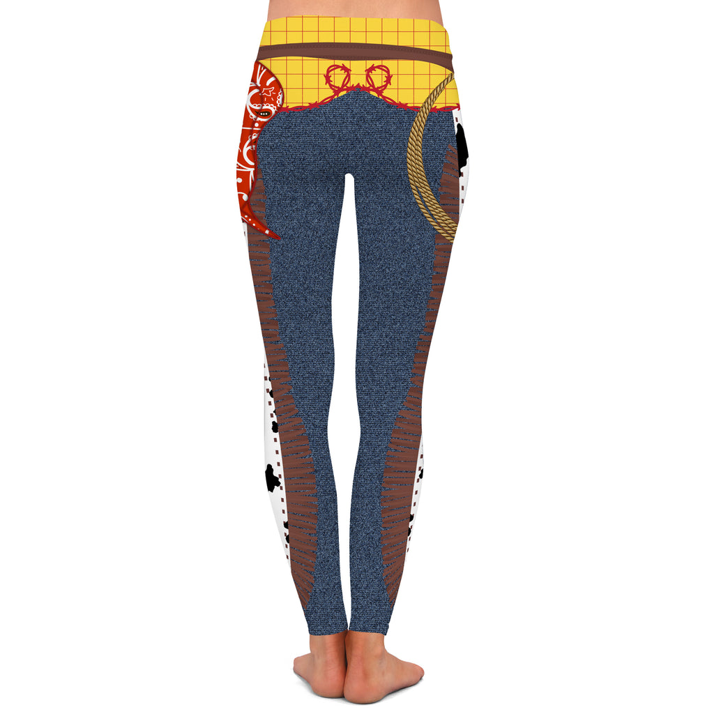 KIDS WOODY AND FRIENDS LEGGINGS - YOGA - EXCLUSIVE!