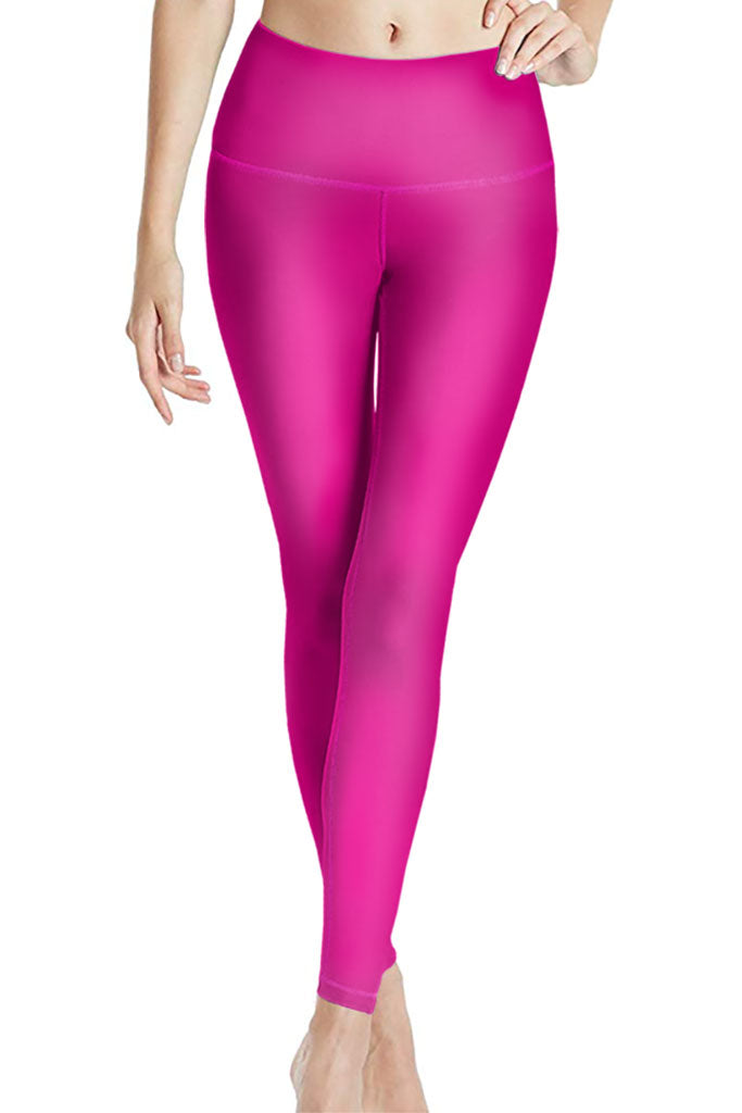 PINK ACTIVEWEAR LEGGINGS - YOGA - EXCLUSIVE!