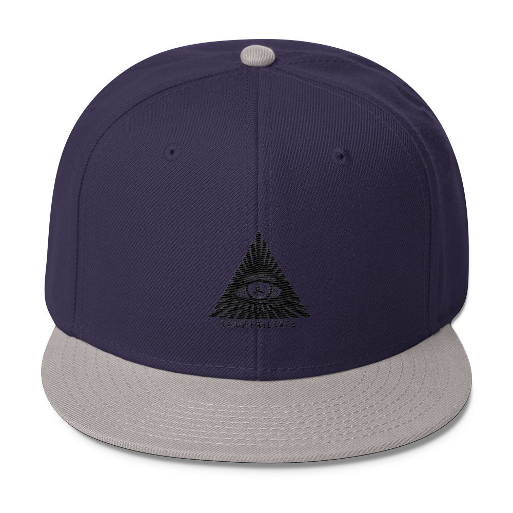 Team Failsafe All Seeing Eye Snapback Hat