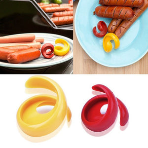 Spiral Sausage Slicer (Includes 2 Pieces)
