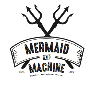 Mermaid and Machine.