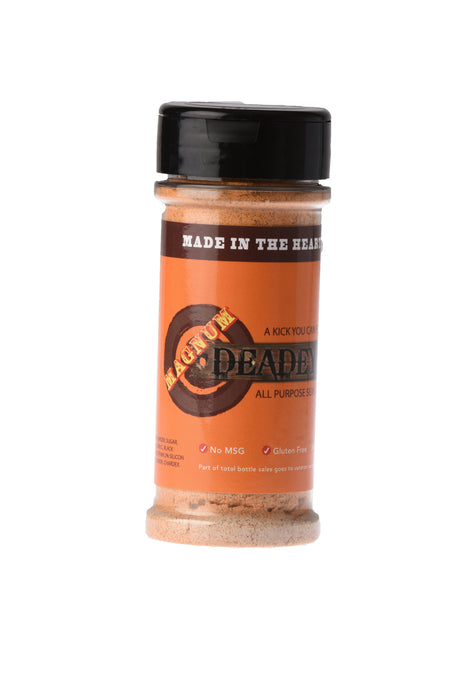 DeadEye Magnum All-Purpose Seasoning