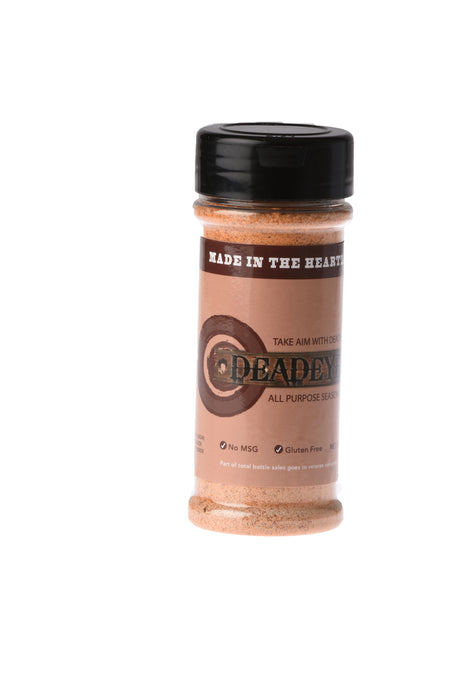 DeadEye Original All-Purpose Seasoning