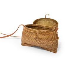 Gaia Ata Pillow, Rattan Bag - twobakedbuns