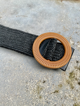 Natural Rattan Belt (Assorted)