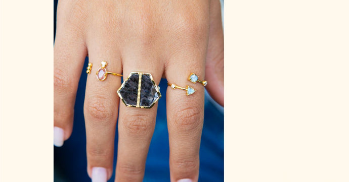 nemara ring black onyx be maad